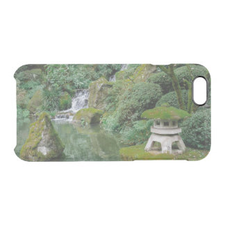 Peaceful Japanese Gardens Clear iPhone 6/6S Case