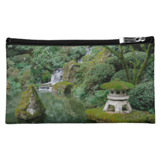 Peaceful Japanese Gardens Cosmetic Bag