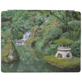 Peaceful Japanese Gardens iPad Cover