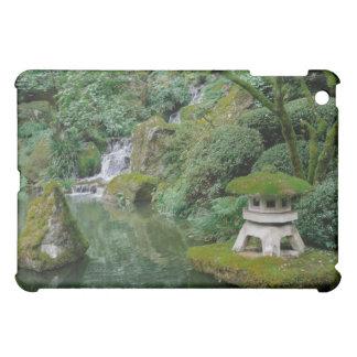 Peaceful Japanese Gardens iPad Mini Cover
