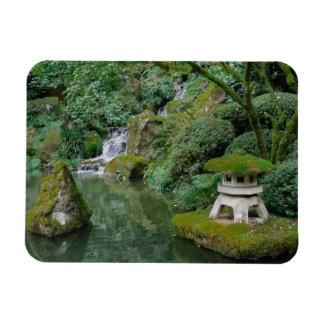 Peaceful Japanese Gardens Magnet