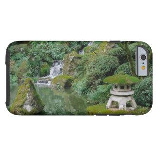 Peaceful Japanese Gardens Tough iPhone 6 Case