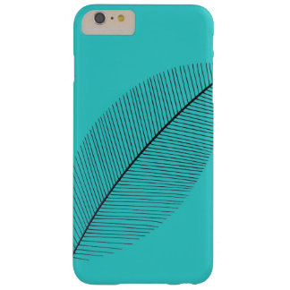 Peaceful Leaf Barely There iPhone 6 Plus Case