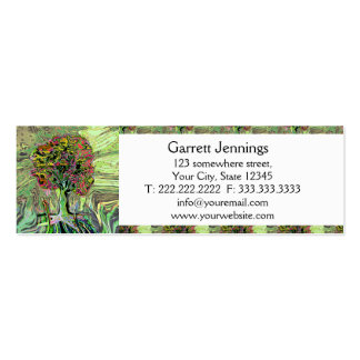 Peaceful Living Tree of Life Business Cards