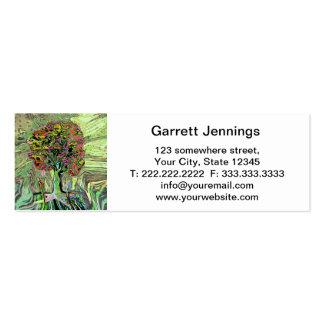 Peaceful Living Tree of Life Business Card
