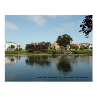 Peaceful Mind & Wonderful Life... Postcard