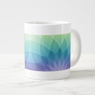 Peaceful Morning Giant Coffee Mug