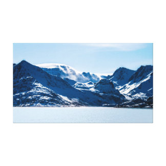 Peaceful Norway 2 Canvas Print