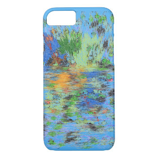 Peaceful Painting on iPhone 7 Barely There Case