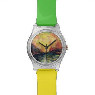 Peaceful Path Wrist Watch