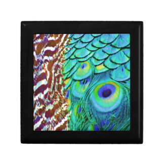 Peaceful Peafowl Flow Gift Box