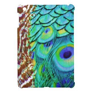 Peaceful Peafowl Flow iPad Mini Cases