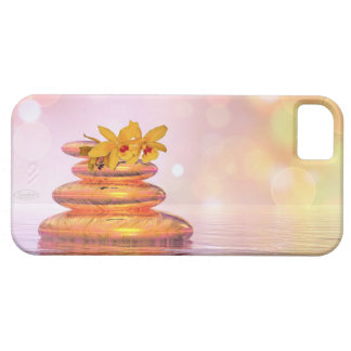 Peaceful pebbles - 3D render Case For The iPhone 5