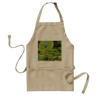 Peaceful Pond- Water Lily Apron