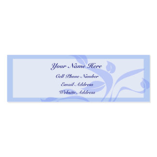 Peaceful Profile And Business Card