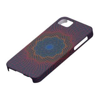 Peaceful Radiance Kaleidoscope Mandala Case For The iPhone 5