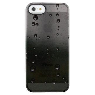 Peaceful Rain Clear iPhone SE/5/5s Case