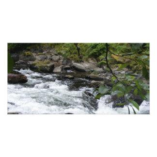 Peaceful Rapids Photo Cards