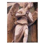 Peaceful Renaissance Angel Postcard