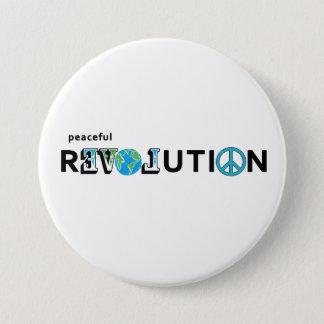 Peaceful Revolution LOVE EARTH BUTTON