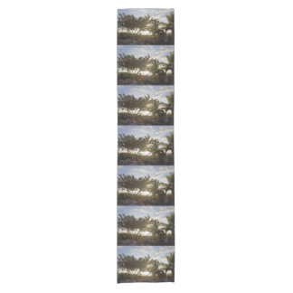 Peaceful Seascape Short Table Runner