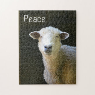 Peaceful Sheep Puzzle