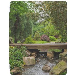 Peaceful Spring Creek iPad Cover