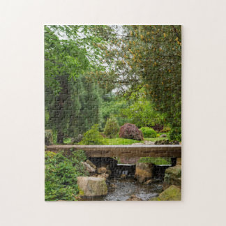 Peaceful Spring Creek Jigsaw Puzzle
