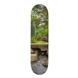 Peaceful Spring Creek Skateboard Deck