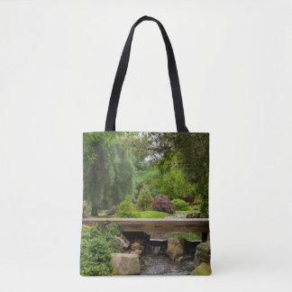 Peaceful Spring Creek Tote Bag