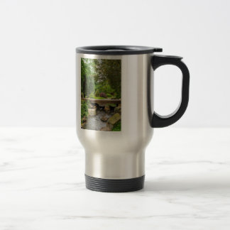 Peaceful Spring Creek Travel Mug