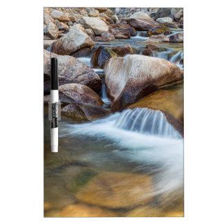 Peaceful Stream Dry Erase Board