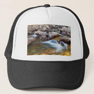 Peaceful Stream Trucker Hat
