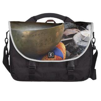 Peaceful Surrender Laptop Computer Bag