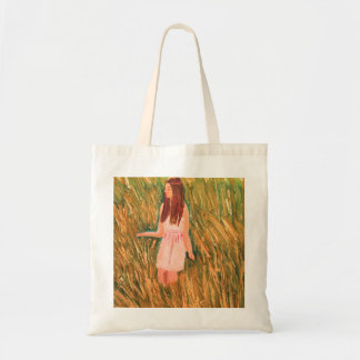 Peaceful thinking tote bag