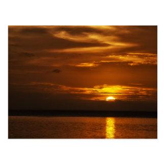 Peaceful Times - Peleliu Postcard
