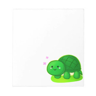 Peaceful Turtle Notepad