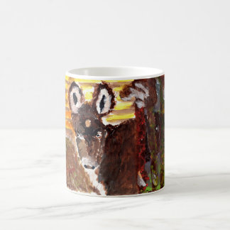 Peaceful Valley donkey mug