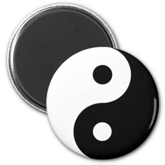 Peaceful Yin Yang Magnet