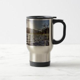 Peacefull Waters in Trout Lake Travel Mug