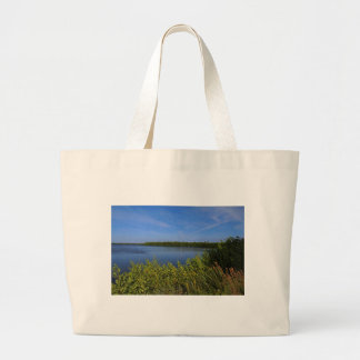 Peacefulness in the Preserve Large Tote Bag