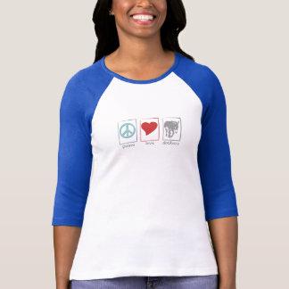 peacelovedonkeys T-Shirt