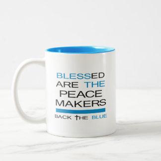 Peacemakers Two-tone Mug