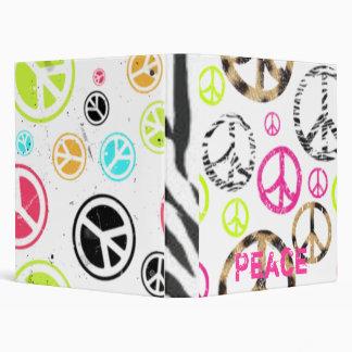 peaceprint, Peace Binder