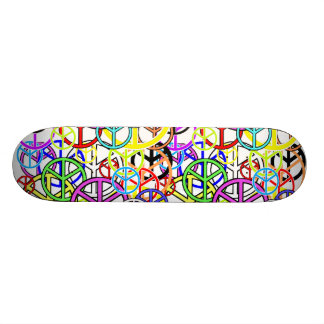 peacesigns skate board decks