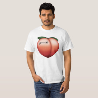 Peach Aesthetic Men's T-shirt