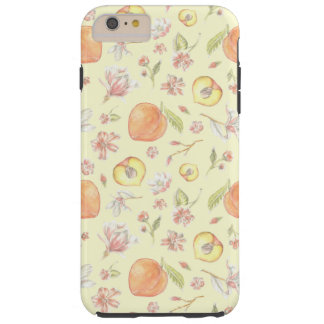 Peach and Magnolia Phone Case