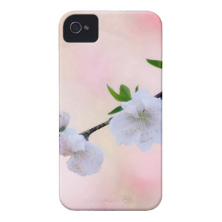 Peach Blossom iPhone 4 Covers