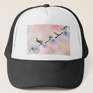 Peach Blossom Trucker Hat