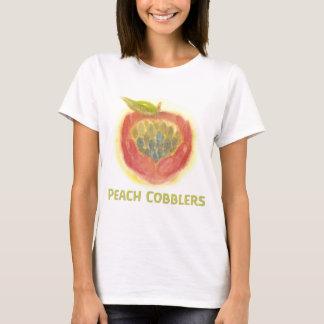 Peach Cobblers Ladies Tee